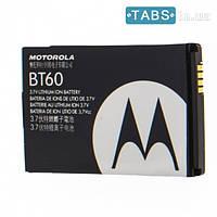 Аккумулятор (батарея) Motorola BT60 оригинал