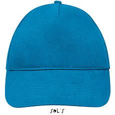 Бейсболка, кепка морская SOL'S SUNNY, Франция, 18 цветов, рекламные под нанесение логотипа