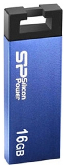 USB флешка Silicon Power Touch 835 16 GB Blue