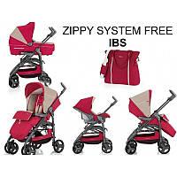 Детская Универсальная коляска-трансформер ZIPPY SYSTEM FREE Ibisco - Inglesina (Италия) - Модульная система