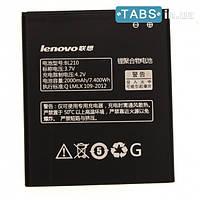 Аккумулятор (батарея) Lenovo BL210 / A536 оригинал