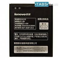Аккумулятор (батарея) Lenovo BL219 A916 оригинал AAAA
