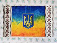 Наклейка на ноутбук. Моя Украина