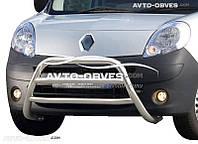 Защита переднего бампера Renault Kangoo 2008 - …