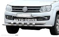 Защитная дуга передняя VW Amarok Эксклюзив!