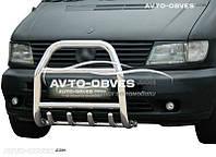 Кенгурятник высокий Mercedes Benz Vito 638 \ V220 (п.к. RR04)