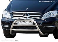 Передняя защита Mercedes Benz Vito / Viano 2010-2014