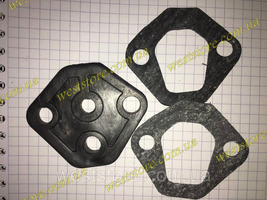 Ремкомплект бензонасоса Заз 1102,1103 Таврия Славута (прокладки 2ш +проставка)