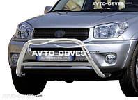 Кенгурятник Toyota Rav4 2000-2005  п.к. RR006