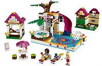 Конструктор Аквапарк BELA 10160  (аналог Lego Friends 41008)