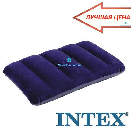 Надувная подушка Intex 68672 43х28х9, фото 2