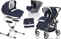 Детская Универсальная коляска-трансформер Inglesina Otutto Deluxe SORRENTO-Inglesina Италия Модульная система