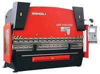 Гидравлические гибочные пресса Yangli MB8
