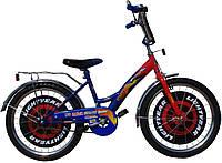 Велосипед для детей 14 от 3 до 6 лет Тачки