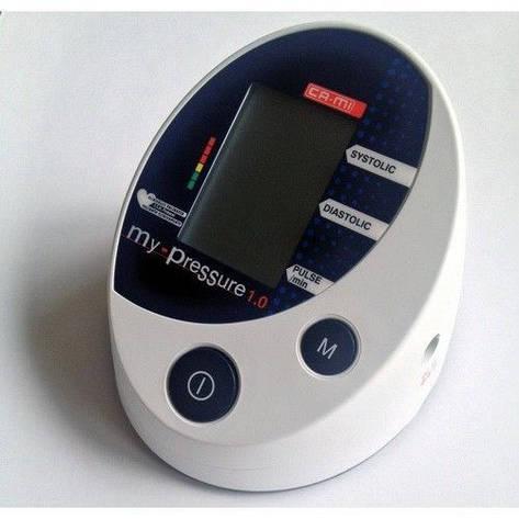 Автоматический тонометр  MY-PRESSURE RE-501000 (Италия), фото 2