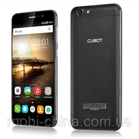 Смартфон Cubot Dinosaur 3/16GB Black '4, фото 2