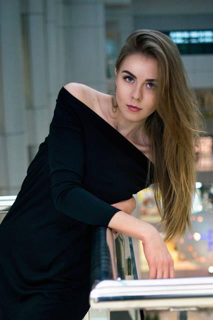 """Нежная Анжелика в платье №209 от интернет-магазина """"Lubelia""""!"""