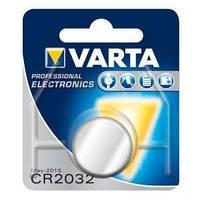 Батарейка VARTA CR 2032 Lithium