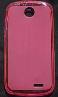 Чехол силиконовый для Lenovo A560