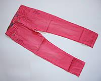 Розовые джинсы для девочек