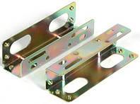 Переходник 2.5 - 3.5 дюйам MirAks BG-3876 Gold D (Золотой/металл) - УЦЕНКА!