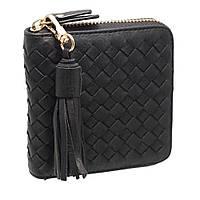 Модный женский кошелек A841 black