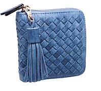 Модный женский кошелек A841 blue