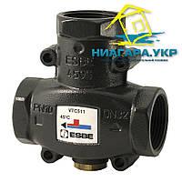 """Антиконденсатный термостатический смесительный клапан (Трехходовой) ESBE VTC511 DN25 Rp1"""""""