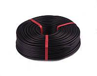 Соединительный провод ПВС ElectroHouse  2*0,5 Черный
