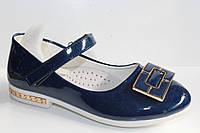 Детские Весенние туфли оптом на девочек от фирмы Солнце (разм. с 32-по 36) 8 27