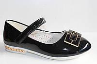Детские Весенние туфли оптом на девочек от фирмы Солнце (разм. с 32-по 36) 8 пар