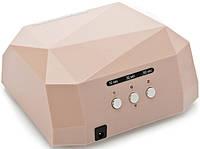 Лампа для сушки гель-лака MirAks MA-3618 Champagne (S) (Шампань/CCFL+LED/36W (12W CCFL+24W LED)/сенсорная)