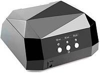 Лампа для сушки гель-лака MirAks MA-3618 Black (Черный/CCFL+LED/36W (12W CCFL+24W LED))