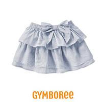 Юбка Gymboree (полос) 6-12М