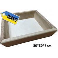 Пісочниця дерев'яна  (195-001)