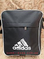 Сумка планшет adidas(только ОПT)Сумка для через плечо