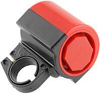 Звонок для велосипеда MirAks RG-3943 Red (Красный/пластик/электронный)