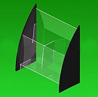 Буклетница настольная формата А5