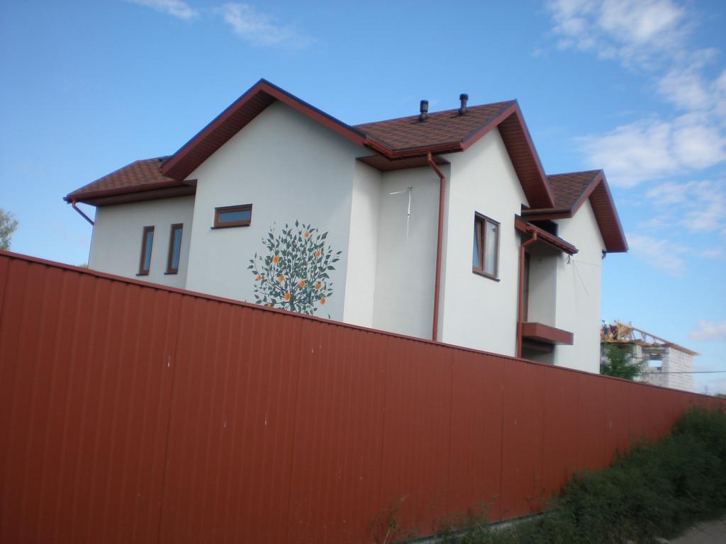 Наши материалы, работы и результаты на примере дома из SIP-панелей! 5