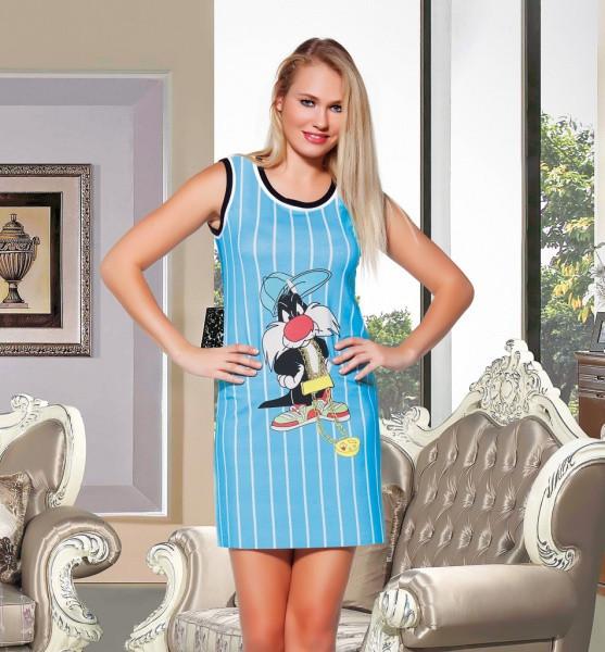 Трикотажное платье из турции в интернет
