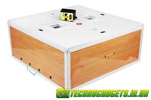 Инкубатор Курочка Ряба ИБ-130 механический переворот 130 яиц,аналоговый терморегулятор, усиленный корпус