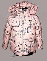 Оригинальная детская куртка с модным рисунком 51342