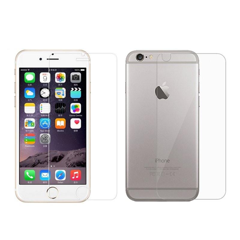 Защитное стекло двухстороннее для iPhone 6 6S