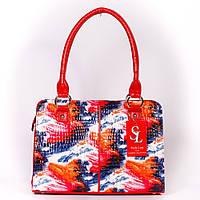 Абстрактная женская сумка - модель 2017 art. 1336op