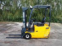 Автопогрузчик  продам Jungheinrich EFG115, 2010 г, 3040 мм, 1.5 т