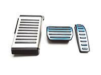 Накладки на педали АКПП для Audi Q7 Новые Оригинальные