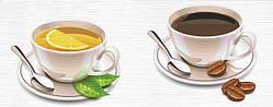 Продукты питания: элитный чай, кофе, масло растительное.