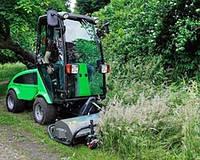 Косилка с цеповым агрегатом + вертикутер Nilfisk-Egholm City Ranger 2250 Flail Mower