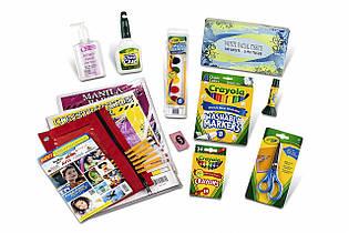 Большой набор Crayola для дошкольников и школьников Kindergarten Classroom Supply Pack