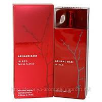 Парфюмированная вода Armand Basi In Red 100мл
